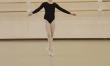 Экзамен по классическому танцу (17 февраля 2013 г.)